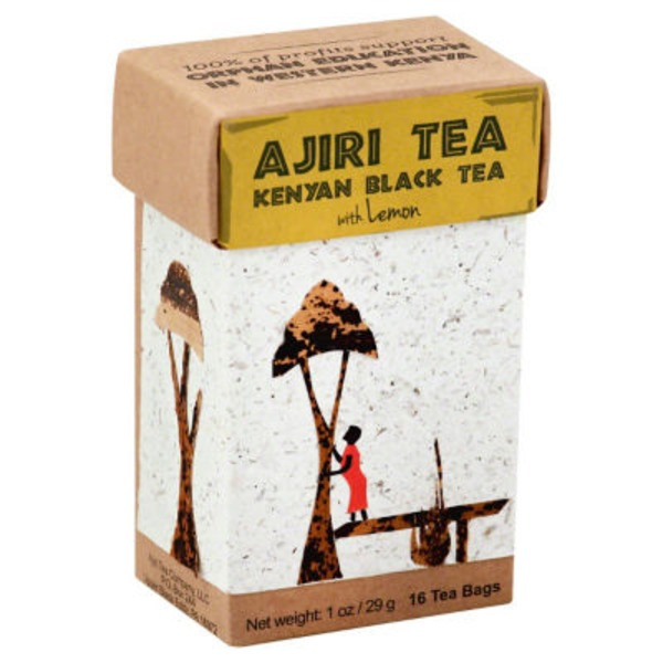 Ajiri Tea Lemon