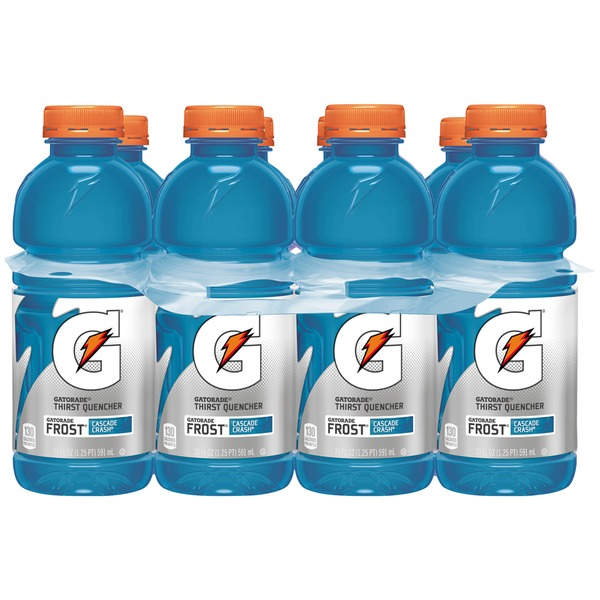 Gatorade G Series Perform Frost Cascade Crash Sports Drink