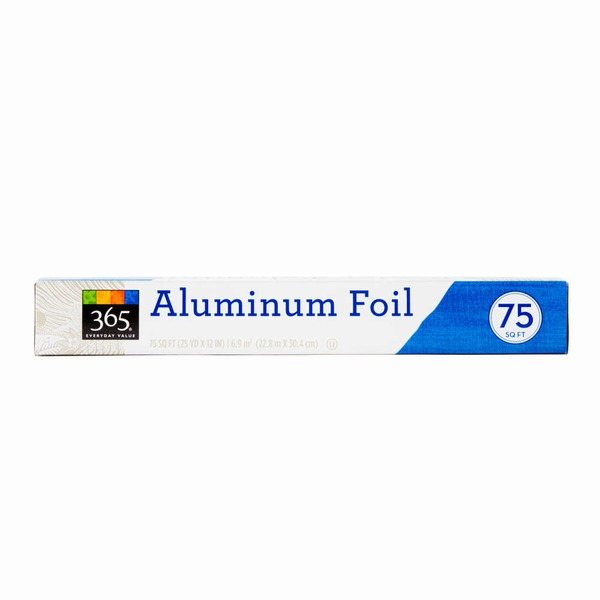 365 75 sq ft Aluminum Foil