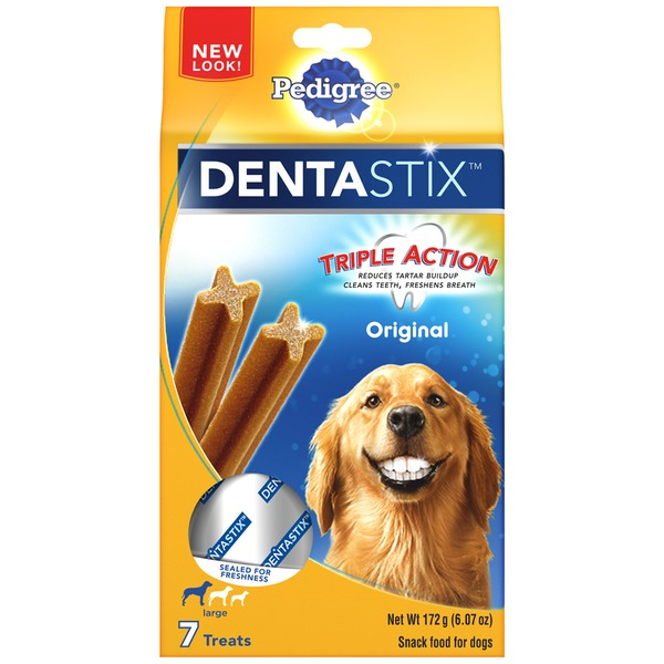 Pedigree Dentastix Original Large Dog Care & Treats