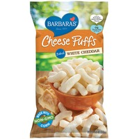Cheese Puffs Baked Baked White Cheddar Cheese Puffs