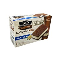 So Delicious Coconut Milk Vanilla Mini Sandwiches