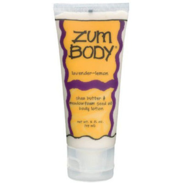 Zum Body Lavender-Lemon Lotion