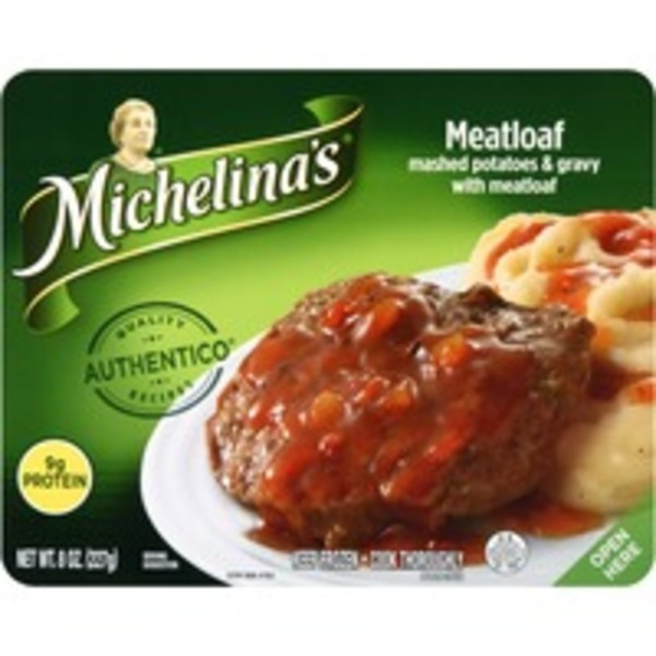Michelina's Authentico Meatloaf