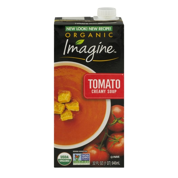 Imagine Foods Soup Creamy Tomato Organic