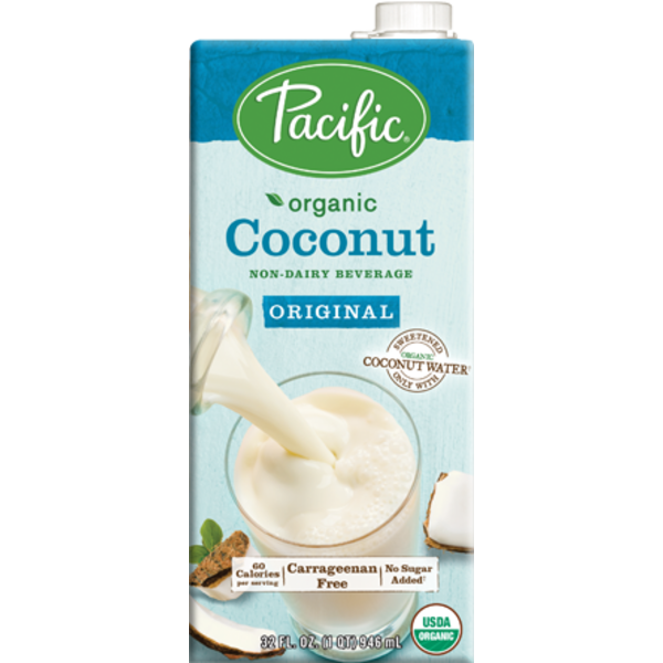 Pacific Organic Coconut Original Non-Dairy Beverage