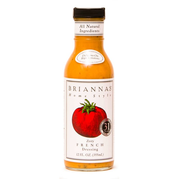 Brianna's Home Style Zesty French Dressing