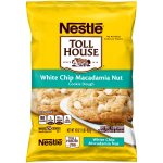 Nestle TOLL HOUSE White Chip Macadamia Nut Cookie Dough 16 oz. Bar
