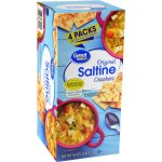 Great Value Original Saltine Crackers, 16 oz, 4 Count