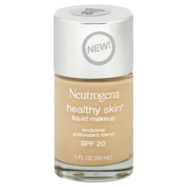 Neutrogena® Liquid Makeup Classic Ivory 10 Healthy Skin