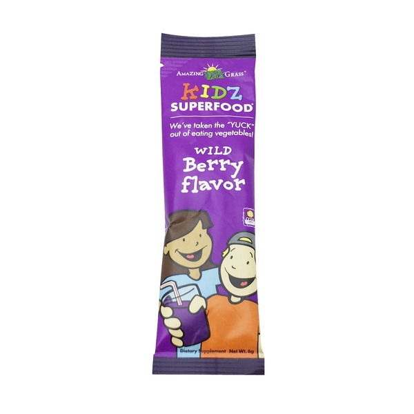 Amazing Grass Wild Berry Kidz Superfood
