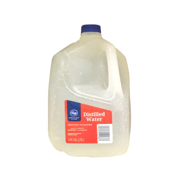 Kroger Distilled Water