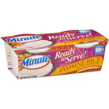 Minute® Ready to Serve Jasmine Fragrant Thai White Rice 2-4.4 oz. Cups