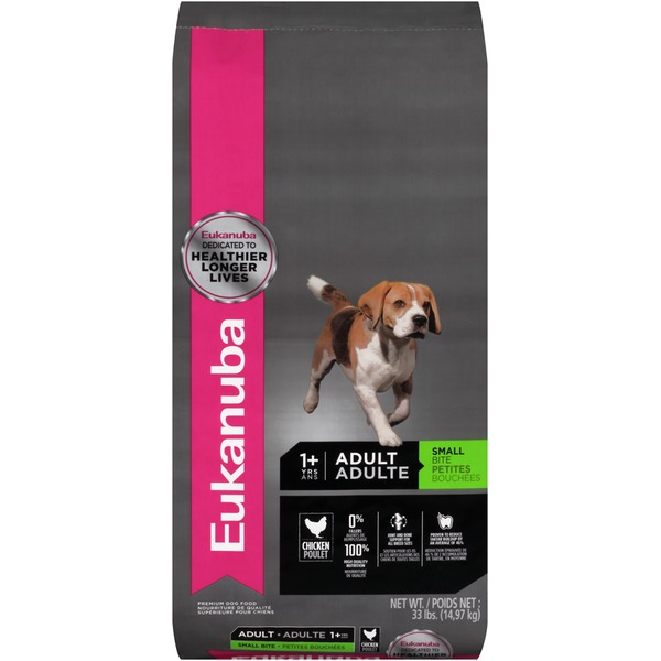 Eukanuba Adult Small Bite Chicken Dog Food