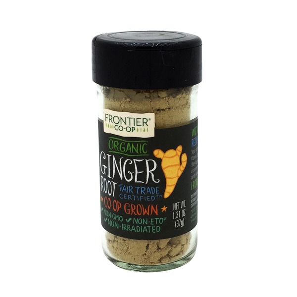Frontier Organic Ginger Root Powder