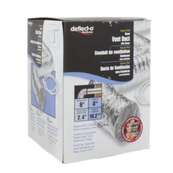 LDR Deflect O Super Flex Dryer Vent 4