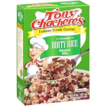 Tony Chachere's Dry Creole Dirty Rice Dinner Mix, 8 oz