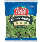 Baby Kale & Spinach, 8 oz