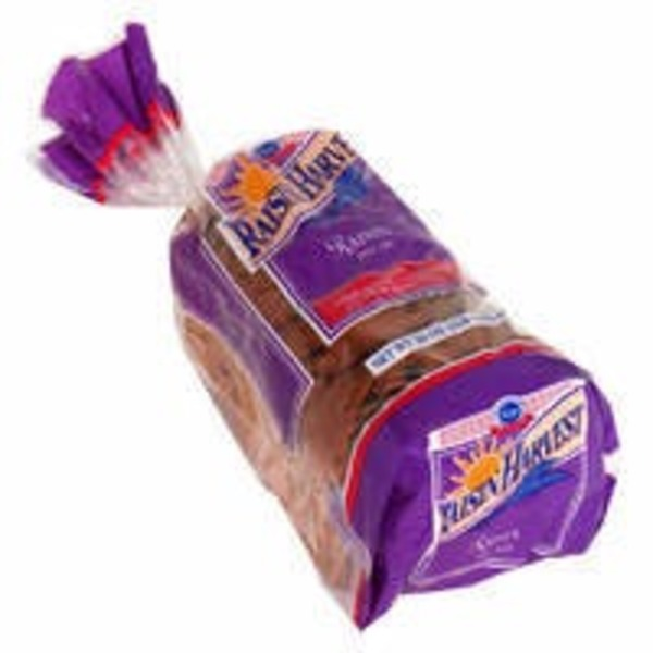 Kroger Raisin Harvest Raisin Bread