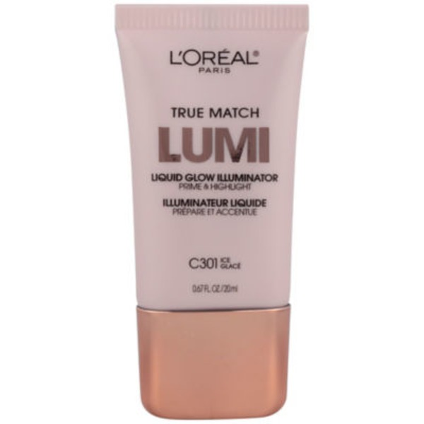 True Match Lumi C301 Ice Lumi Liquid Glow Illuminator