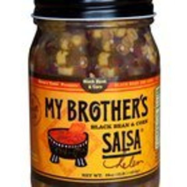 My Brother's Salsa Black Bean And Corn Mild
