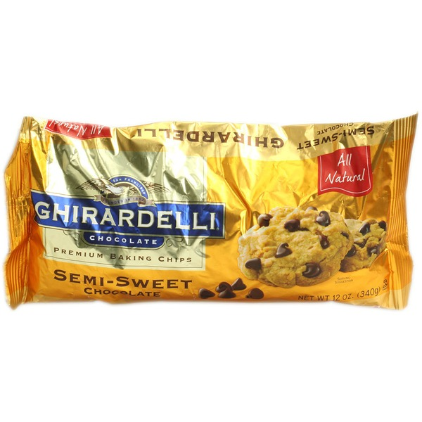 Ghirardelli Chocolate Semi Sweet Chocolate Chips