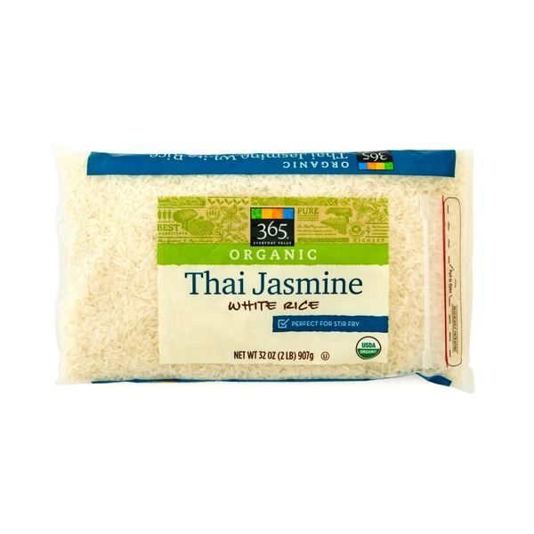365 Organic Thai Jasmine White Rice