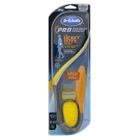 Dr Scholls P.r.o. Heavy Duty Support Insoles Mens