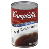 Campbells Condensed Soup Consomme