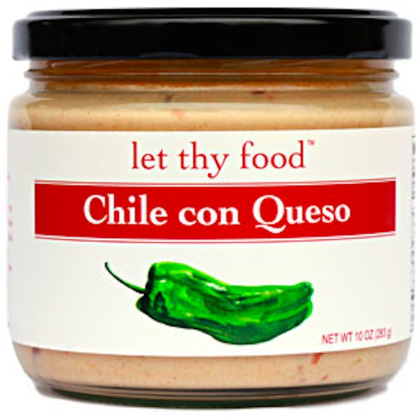 Let Thy Food Chile Con Queso