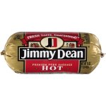 Jimmy Dean Premium Pork Sausage Hot, 16.0 OZ