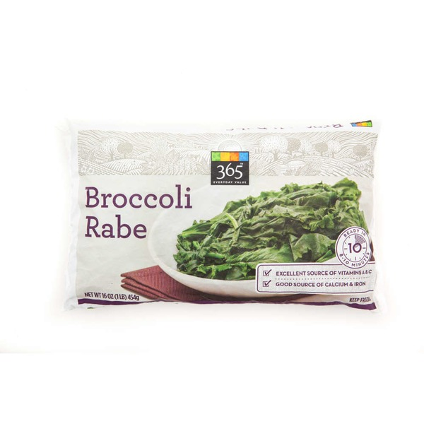 365 Broccoli Rabe