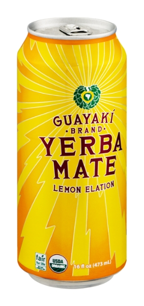 Guayaki lemon