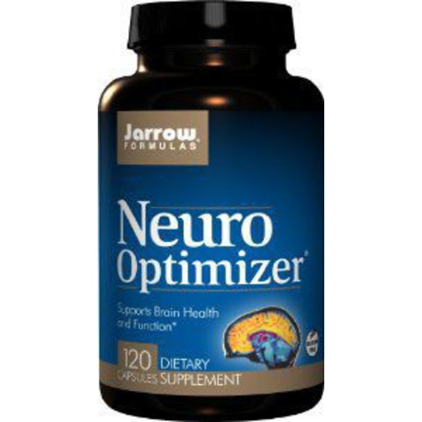 Jarrow Formulas Neuro Optimizer Brain Metabolism Capsules