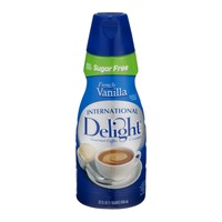 International Delight Sugar Free Gourmet Coffee Creamer French Vanilla