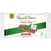 Russell Stover Sugar Free Pecan Delight, 10 oz