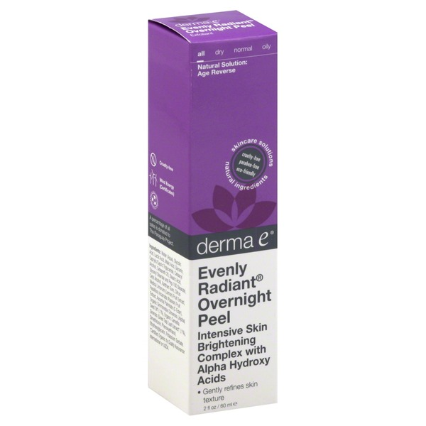 Derma E Overnight Peel, All