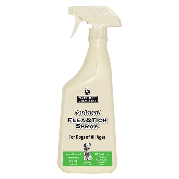 Natural Chemistry Natural Flea & Tick Spray