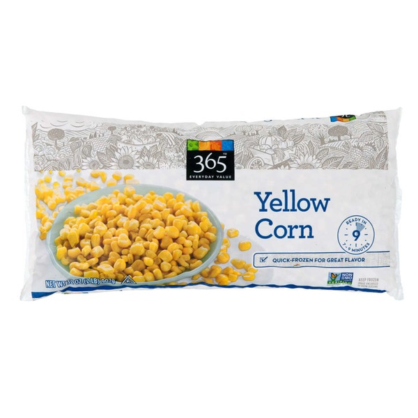 365 Yellow Corn