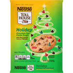 Nestle Toll House Holiday Chocolate Chip Cookie Dough