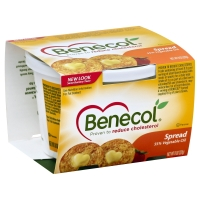 Benecol Regular Spread Veg Oil