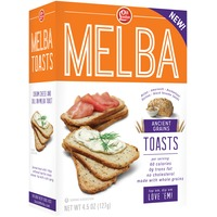 Old London Ancient Grains Melba Toast