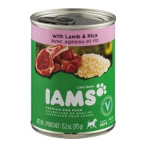 IAMS Premium Dog Food with Lamb & Rice