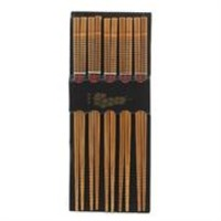 Harold Import Co. Silk Wrapped Wood Chopsticks