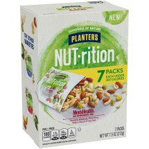 Planters NUT-rition NUT-rition Men's Health® Recommended Mix 7 ct Box