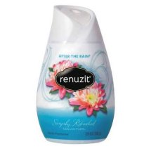 Renuzit Simply Refreshed Collection After the Rain Gel Air Freshener, 7 oz