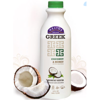Helios Org Grk Nf Kefir Coconut Honey