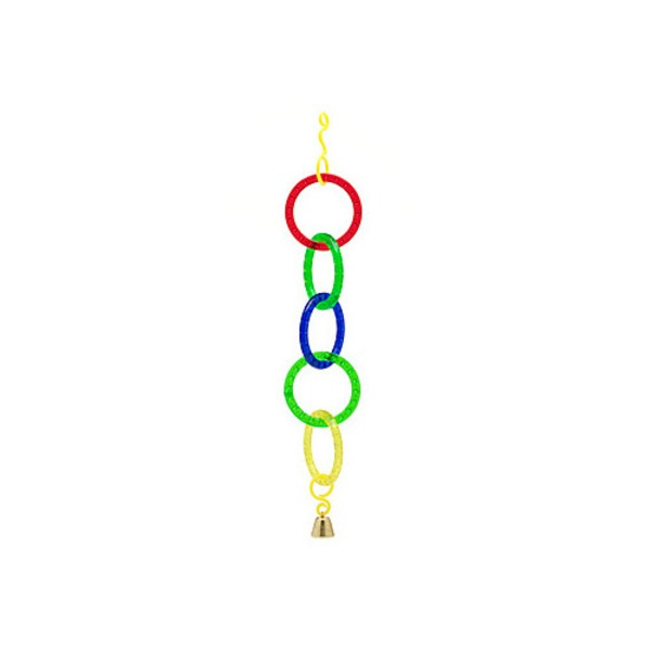 Insight Activi Toys Olympia Rings Bird Toys