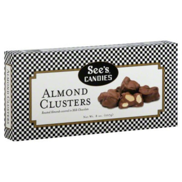 See's Candies Almond Clusters