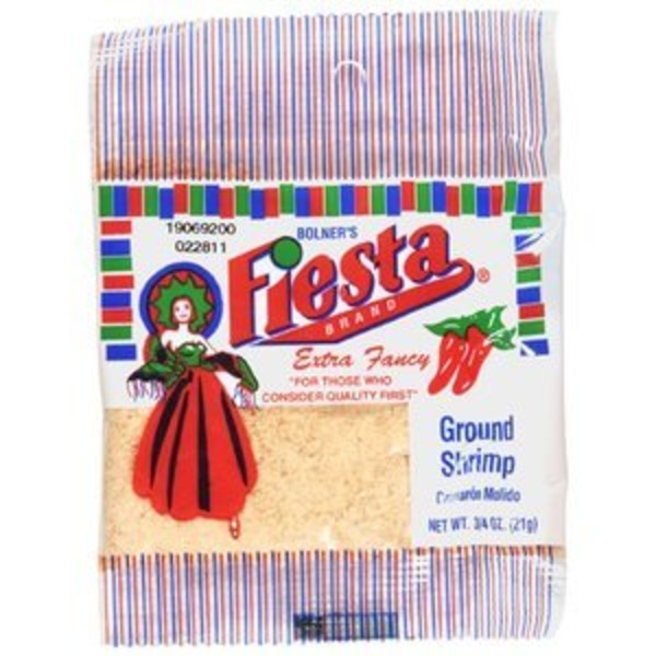Fiesta Ground Shrimp